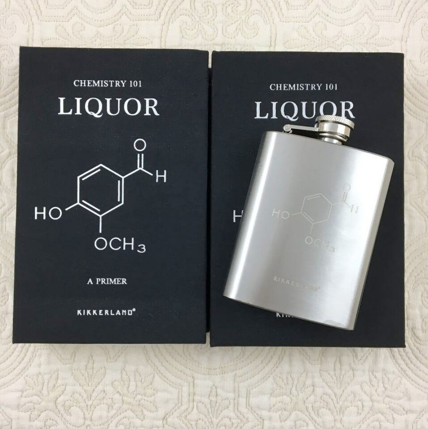 Chemistry 101 Flask 4oz